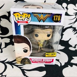 Funko Pop Heroes Amazon Wonder Woman